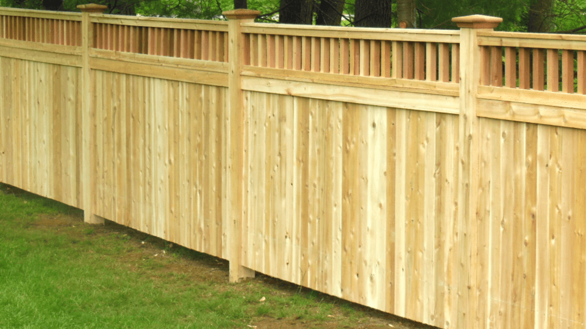 Most common privacy fence designs r contracting services most common privacy fence designs workwithnaturefo