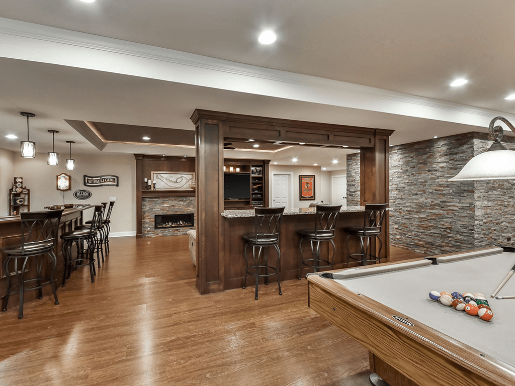Basement Renovation | R Contracting Services