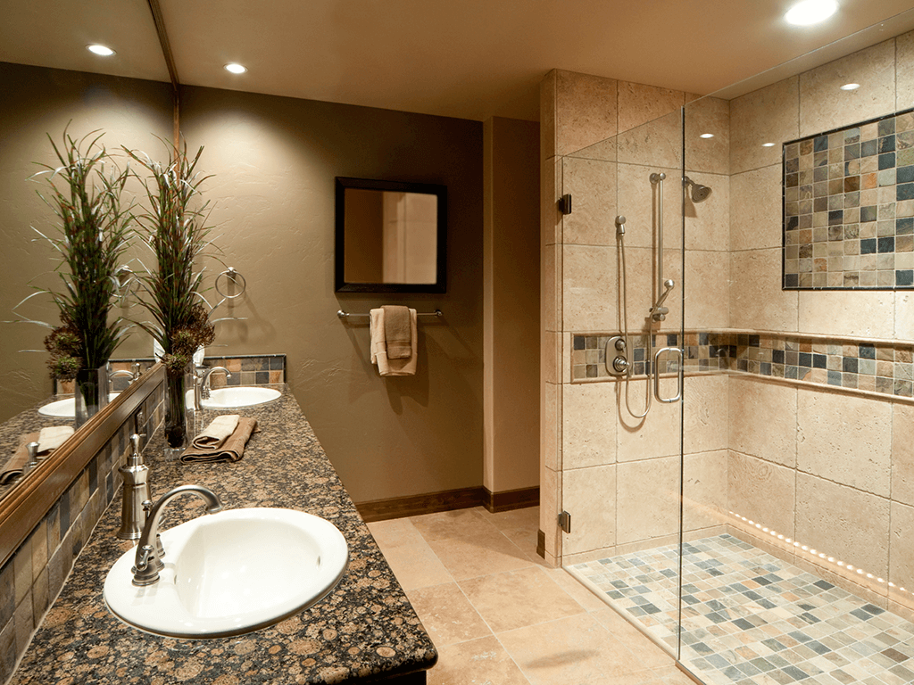 Granite Countertops in Your Bathroom | R Contracting Services