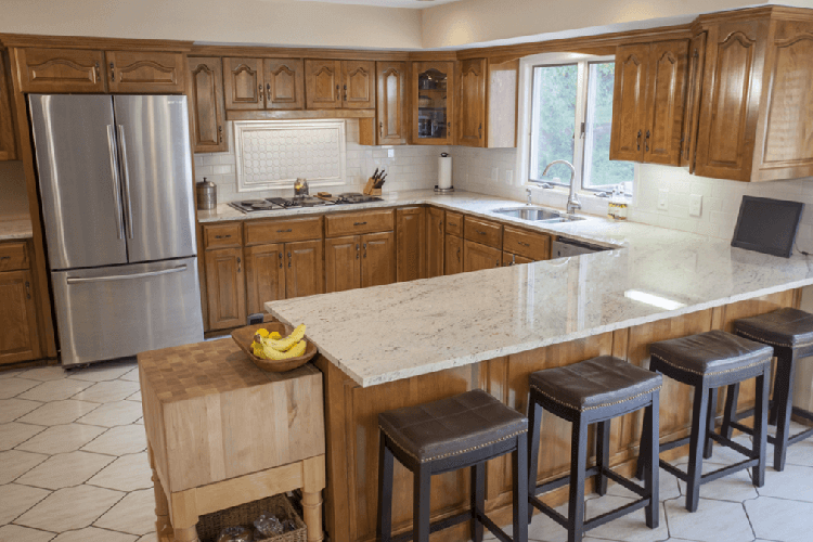 Full Kitchen and Bathroom Remodeling with Granite | R Contracting Services - Home Remodeling and Renovations - Creating Curb Appeal Around Atlanta