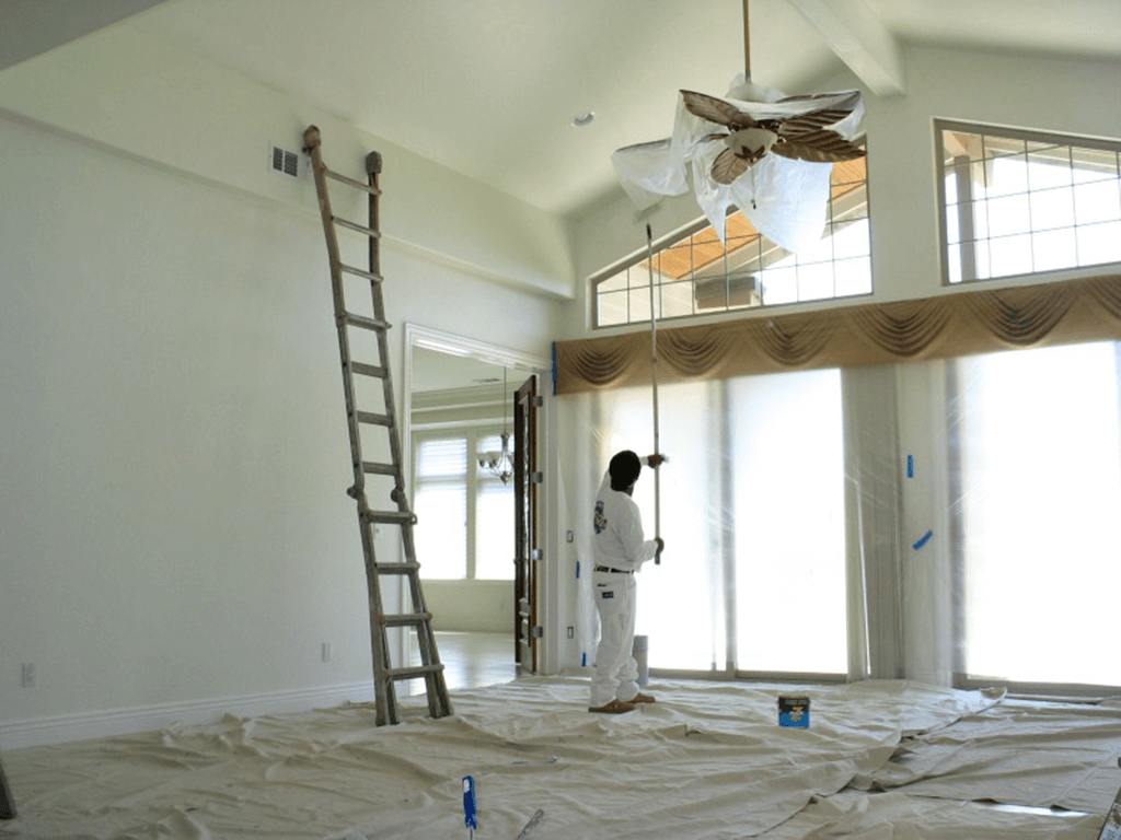Interior House Painting | R Contracting Services