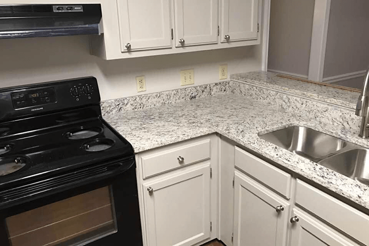 Custom Granite Countertops | R Contracting Services - Home Remodeling and Renovations - Creating Curb Appeal Around Atlanta