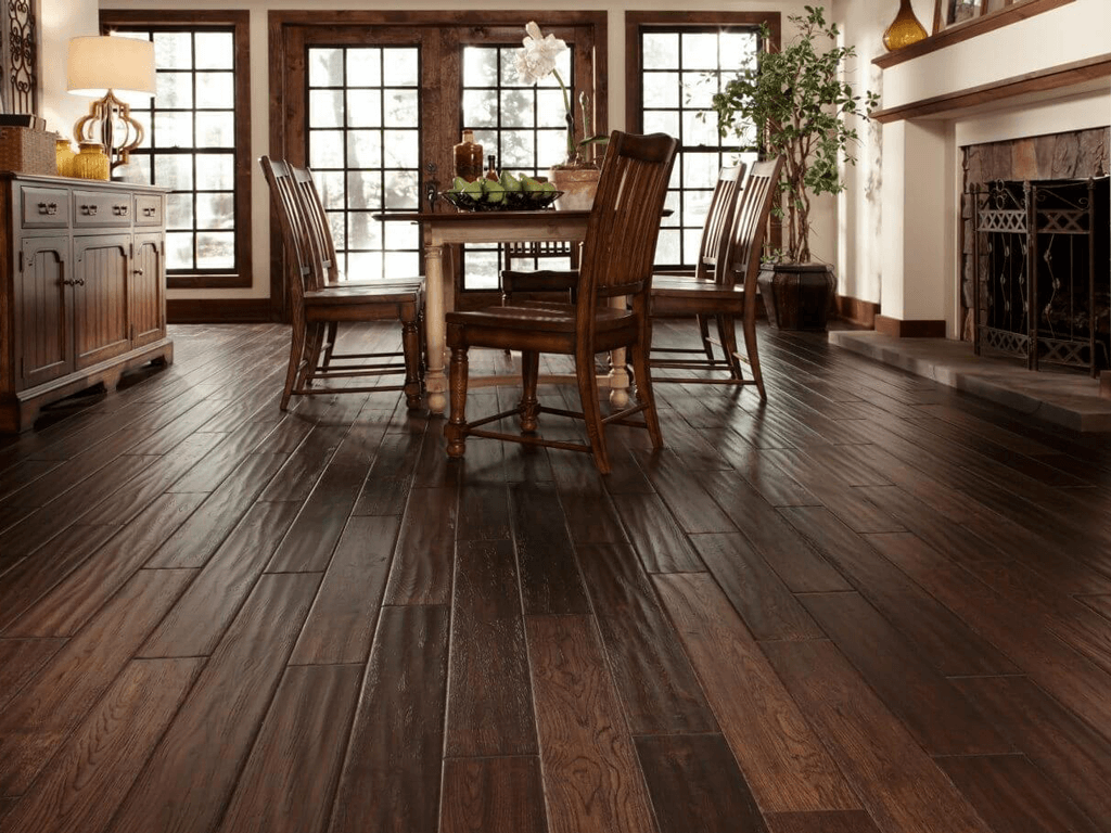 Hardwood Floor Installation | R Contracting Services