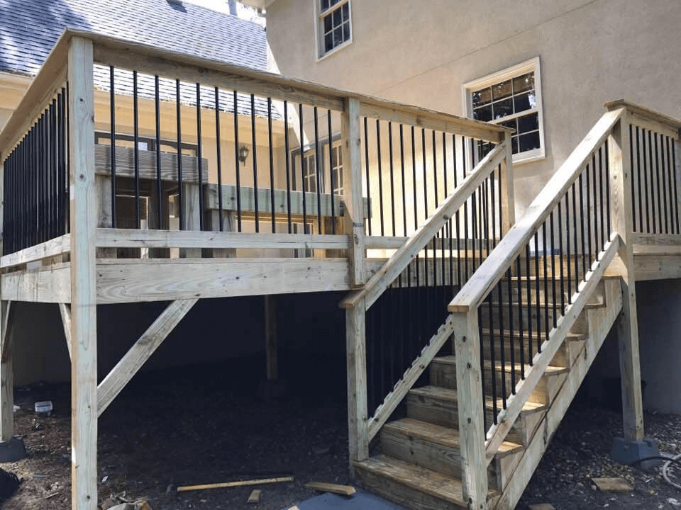 Custom Deck | R Contracting Services