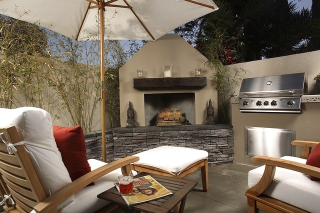 Outdoor Kitchen | R Contracting Services