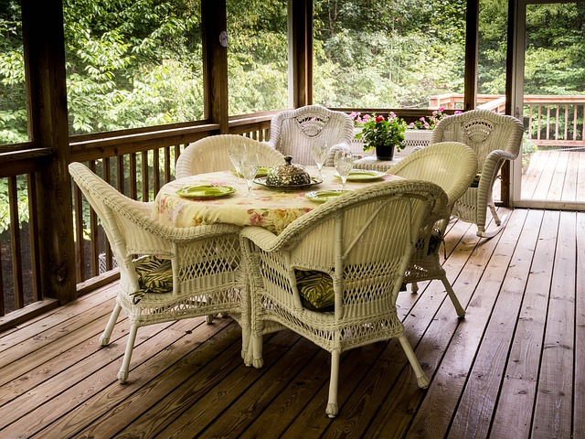 Screened In Porch | R Contracting Services