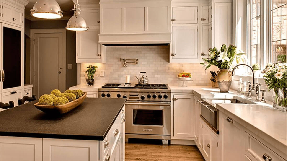 Kitchen Cabinet Painting and Remodeling | R Contracting Services