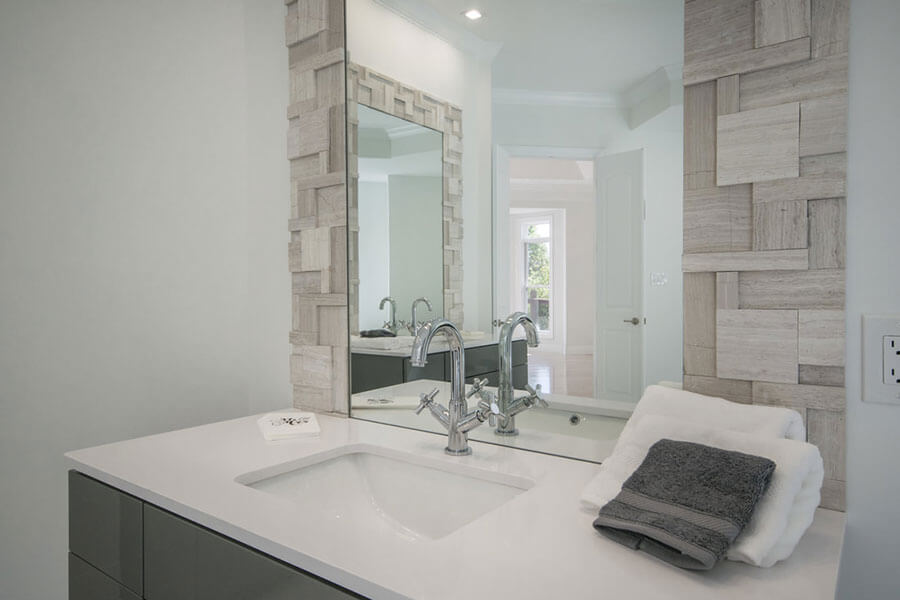 Professional Industrial Farmhouse Bathroom Design | R Contracting Services