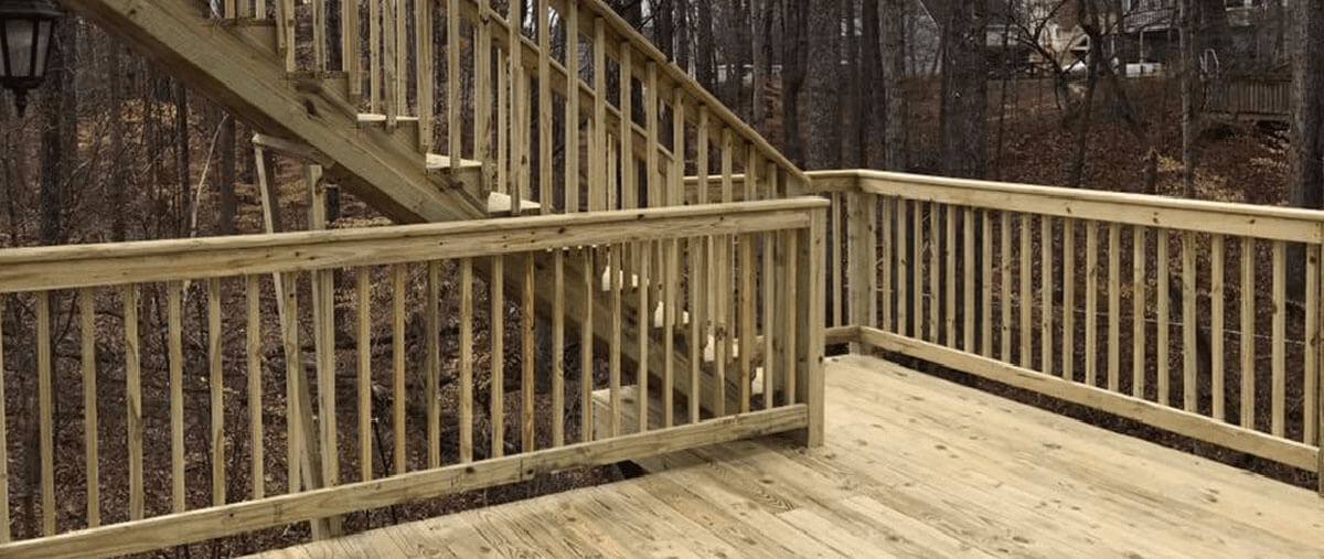 Deck and Fence Cleaning | R Contracting Services