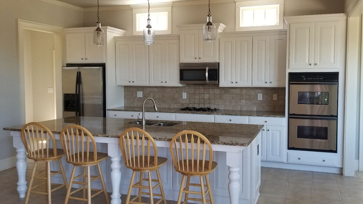 Kitchen Cabinet Painting Brings Major Impact - R Contracting ...