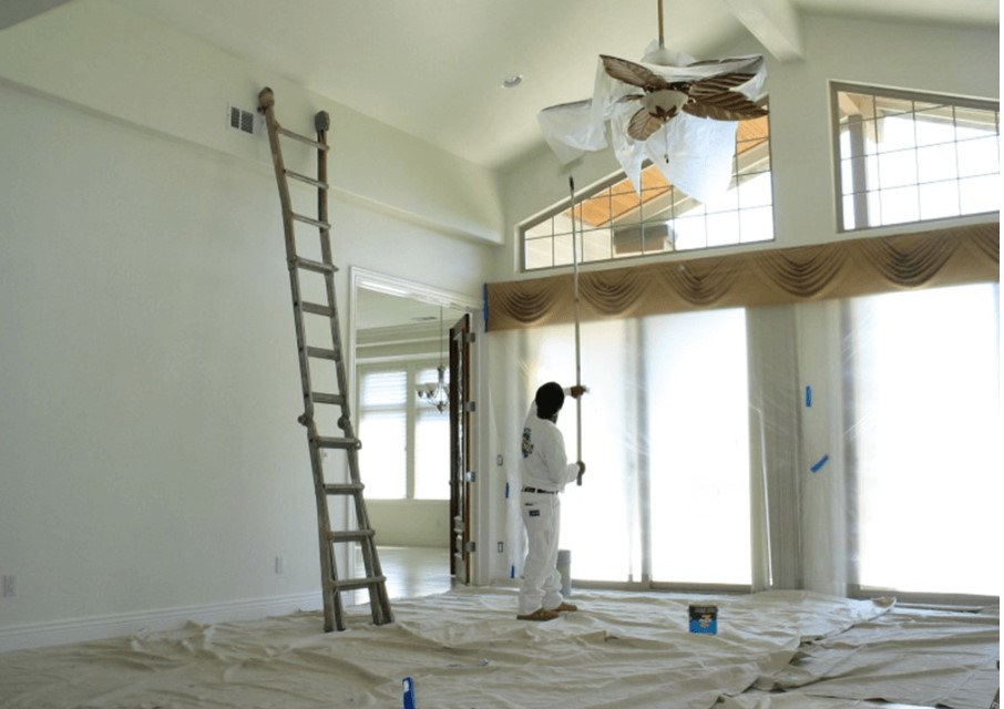 Interior Home Painting | R Contracting Services