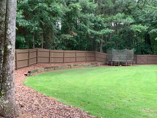 Privacy Fence Painting | R Contracting Services